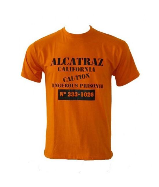 TSHIRT ALCATRAZ - Dangerous prisoner