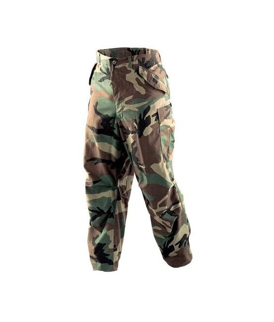 PANTALON US M65 WOODLAND (ORIGINAL)