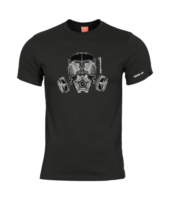 TSHIRT GAS MASK