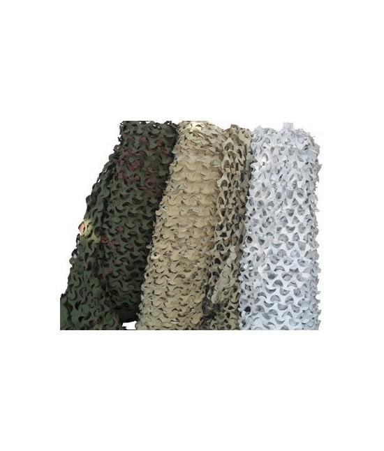 Filet de Camouflage vendu au mètre