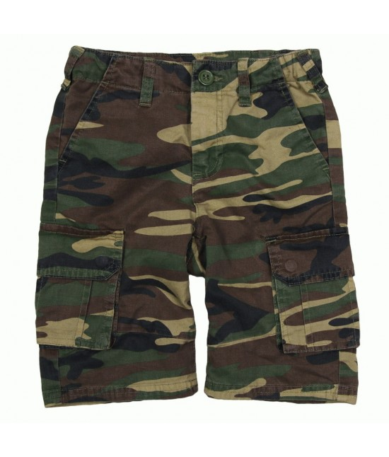 SHORT CARGO ENFANT
