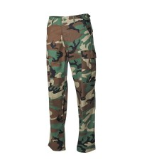 PANTALON US BDU – WOODLAND