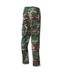 PANTALON US TYPE BDU RIPSTOP – WOODLAND