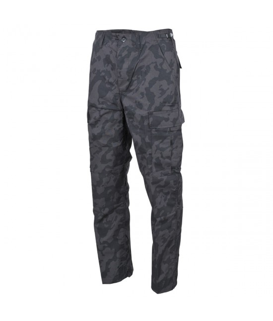 PANTALON US BDU - NIGHT CAMO
