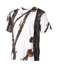 T SHIRT US - HUNTER SNOW