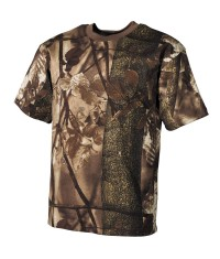 T SHIRT US - HUNTER BROWN
