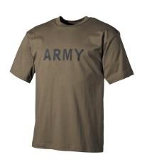 T SHIRT ARMY - KAKI