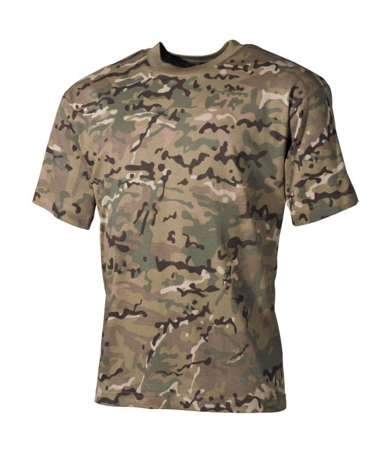 TSHIRT US MULTICAM