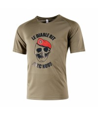 T SHIRT EASY CLIM PARA LE DIABLE RIT