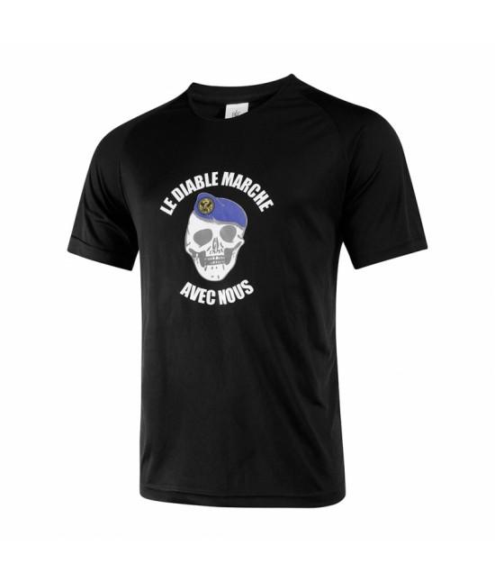 Tshirt Easy Clim TDM-Le Diable marche