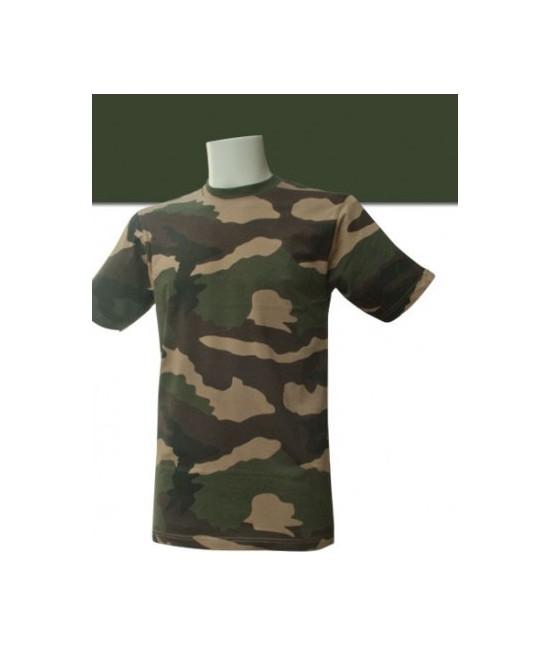 Tshirt miitaire Camo CE