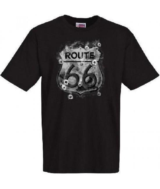 TSHIRT ROUTE 66