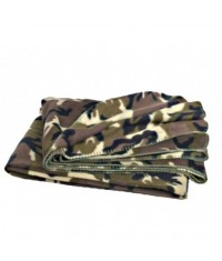 COUVERTURE POLAIRE CAMOUFLEE