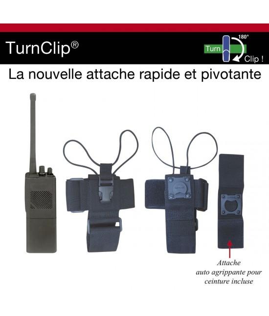 Étui Turnclip Porte Radio 2