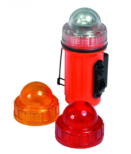 LAMPE RESCUE US AIR FORCE - ORANGE