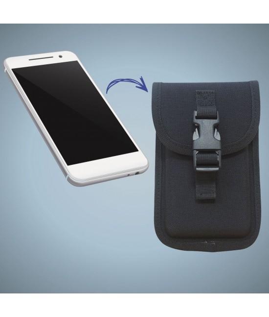 Pochette Téléphone 2 en 1 - Molle et ceinture