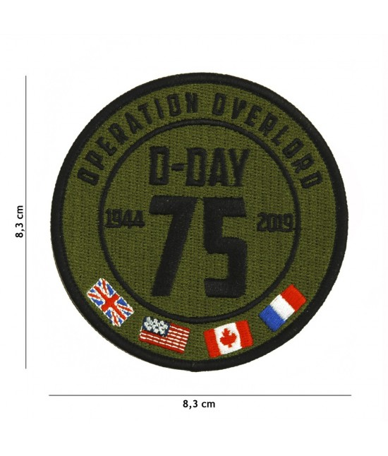 Patch D-Day 75ème anniversaire