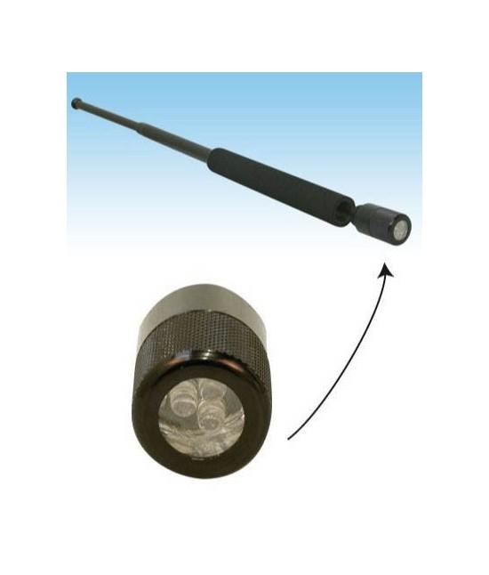 Lampe Led adaptable sur Matraque Télescopique