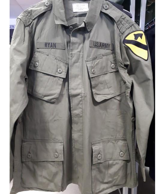 Jungle Jacket US M-64 VIETNAM kaki - Repro -