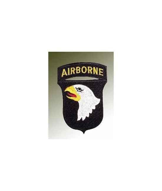 ÉCUSSON US PARA 101e SCREAMING EAGLES (REPRO)
