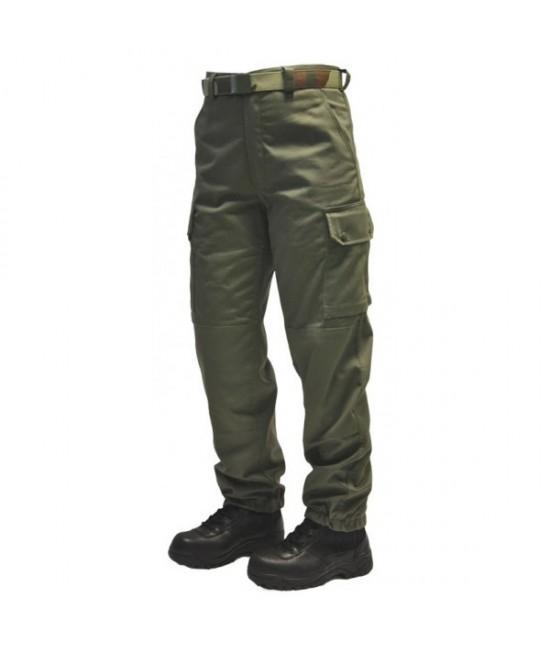 Pantalon Treillis F2 Kaki