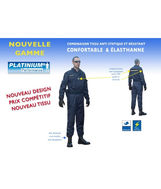 COMBINAISON INTERVENTION PLATINIUM PERFORMANCE ®