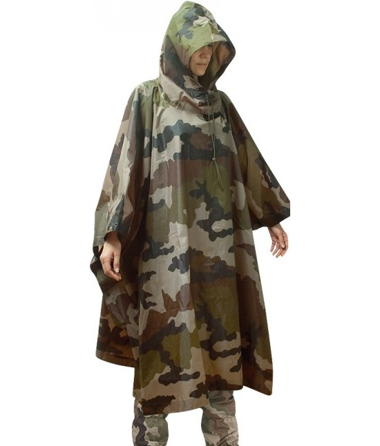 PONCHO RIPSTOP - CCE