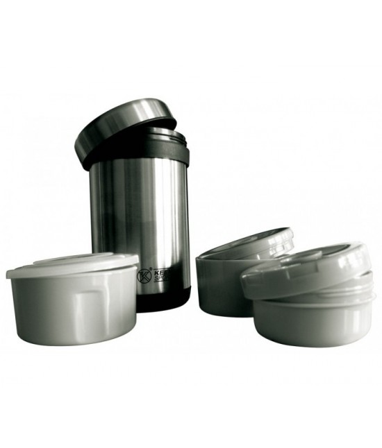 BOITE ALIMENTS ISOTHERME INOX - 1,5 L