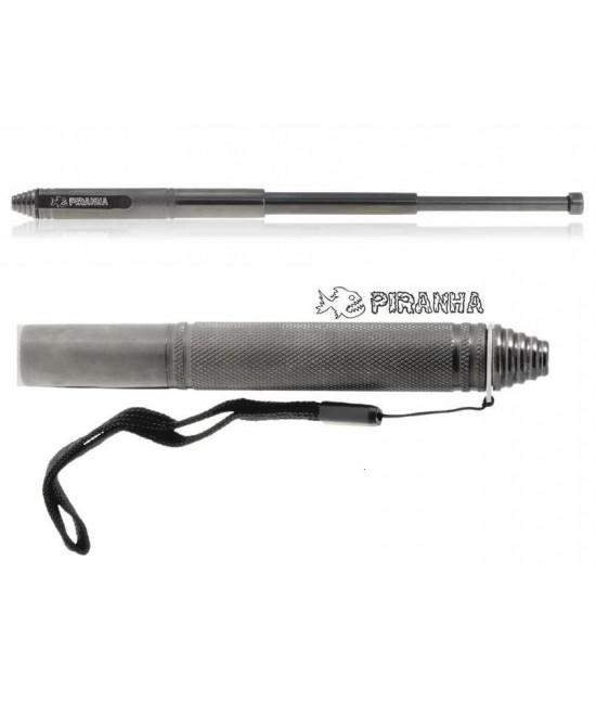 Matraque Télescopique Piranha 33 cm