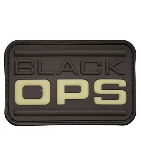 PATCH BLACK OPS