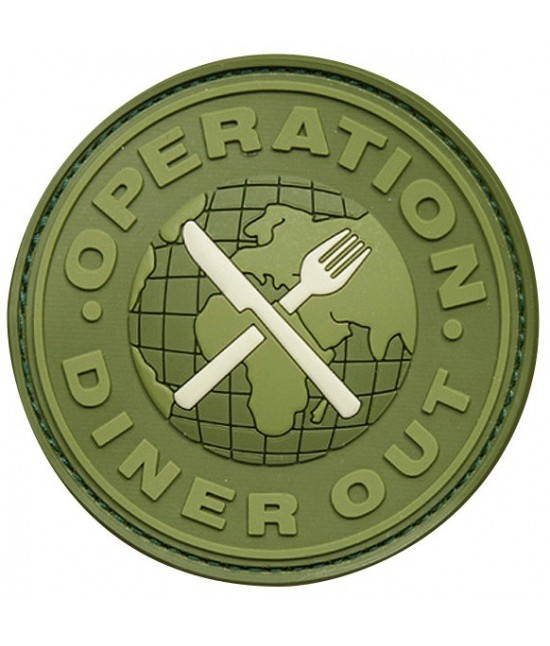 PATCH OPERATION DINER OUT