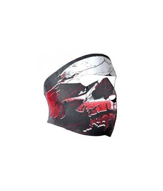 Masque Néoprène Zombie
