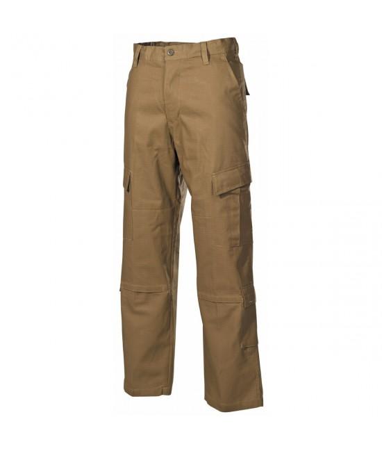 Pantalon US ACU Ripstop Coyote