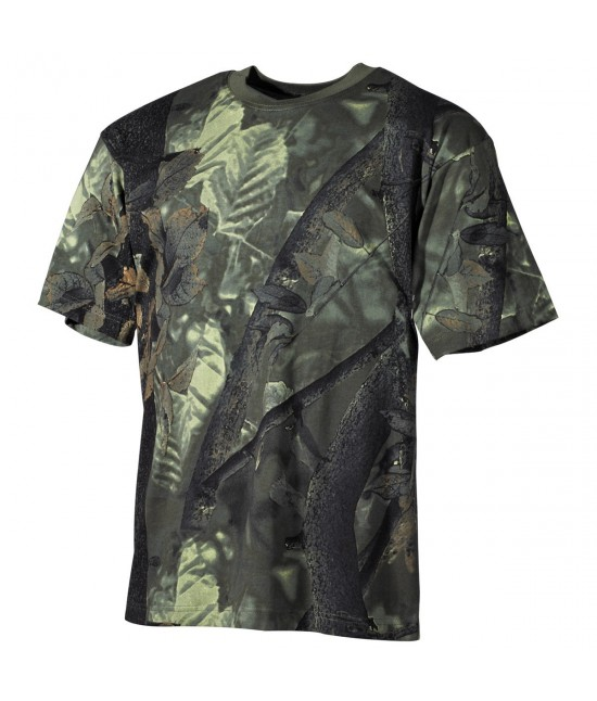 TSHIRT US - HUNTER FOREST