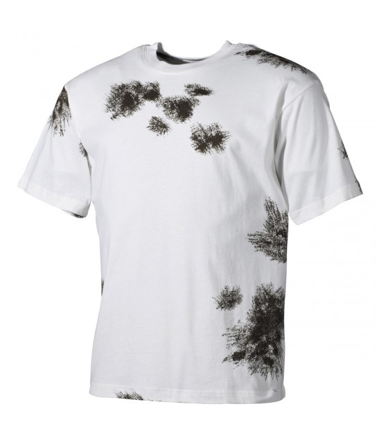 TSHIRT US - HOLLOW CAMO