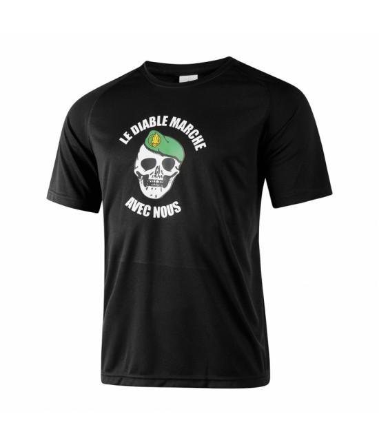 Tshirt Easy Clim Légion-Le Diable marche