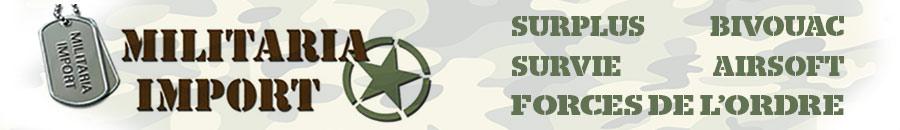 Militaria Import